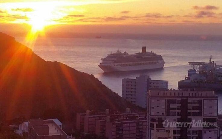 Hasta 160 llegadas de cruceros previstas en el puerto de Santa Cruz de Tenerife para el segundo semestre del 2017. Te contamos qué barcos y navieras.