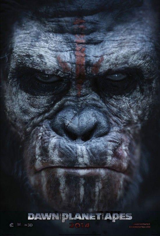 """O filme """"Planeta dos Macacos – O Despertar"""" teve divulgado os primeiros cartazes http://cinemabh.com/imagens/o-filme-planeta-dos-macacos-o-despertar-teve-divulgado-os-primeiros-cartazes"""