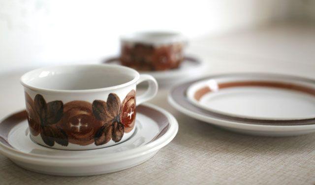 アラビア ARABIA ロスマリン  C&S |北欧食器 ビンテージ