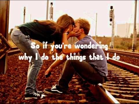 ▶ Jeff Bernat - If You Wonder (Lyrics) - YouTube