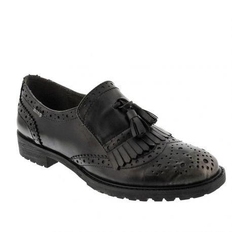 Zapato de Mujer Negro Mustang 52815