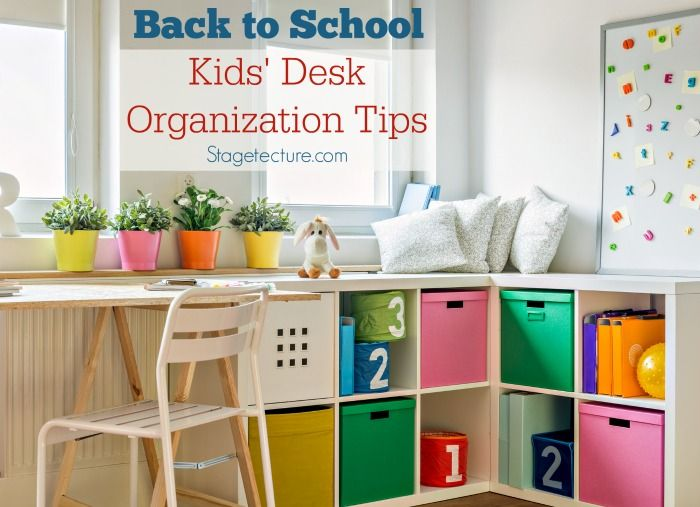 17 best ideas about desk organization tips on pinterest - How to organize your desk at home for school ...