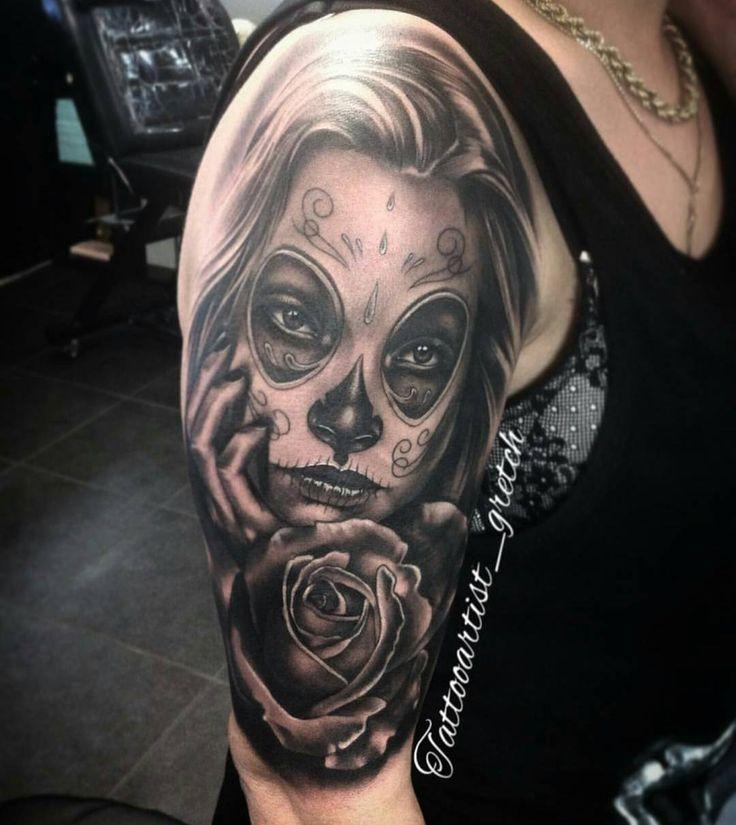 510 best Tattoos images on Pinterest   Skull tattoos, Tattoo ideas ...