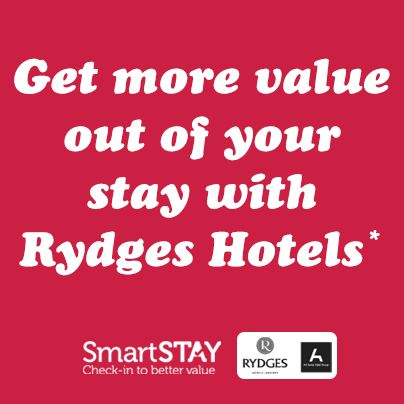 Pick up fantastic free extras at Rydges with our exclusive SmartSTAY program http://www.corporatetraveller.com.au/rydges