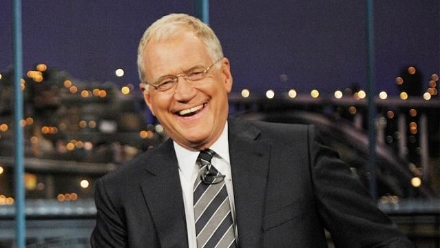 Once a funny guy on late night television, David Letterman now seems like a bitter old man.
