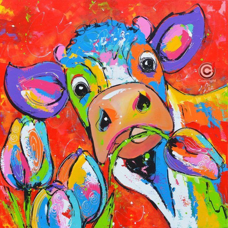 25 spraakmakende idee n over rood kunstwerk op pinterest abstracte olieverfschilderijen - Schilderen gemengde kamer ...