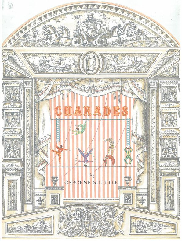 Charades collection launched 1990