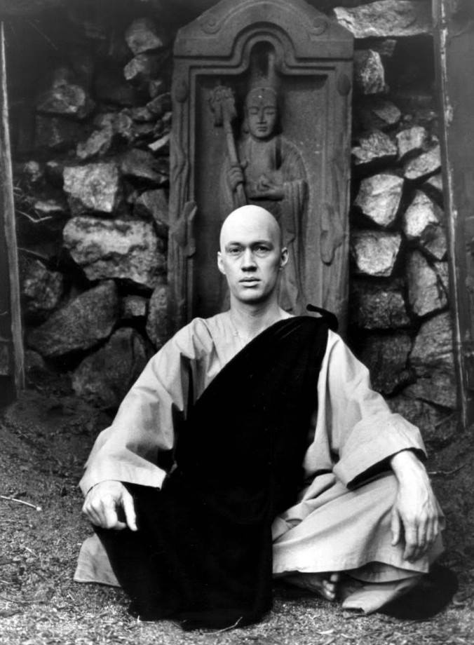 David Carradine (December 8, 1936 - June 4, 2009). Died 4 years ago today under less than cool circumstances, but I still like Kung Fu.