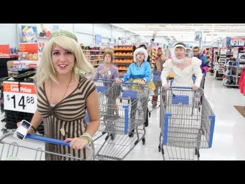 People of Walmart 3-music video starring jessica frech   (funny!)