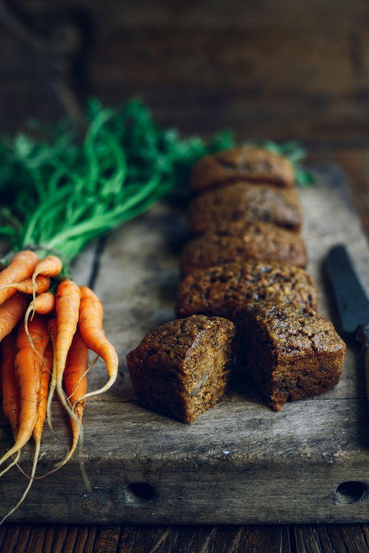 Mr McGregor's Mini Carrot Loaves