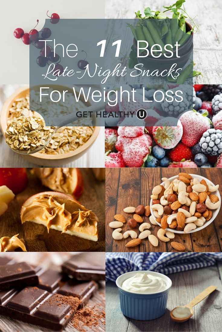 These healthy low-fat and gluten free snacks make late night munching fun again! Keep these tasty treats on hand for any time of day.