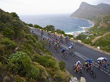 The Cape Argus Cycle Tour is an exquisite race