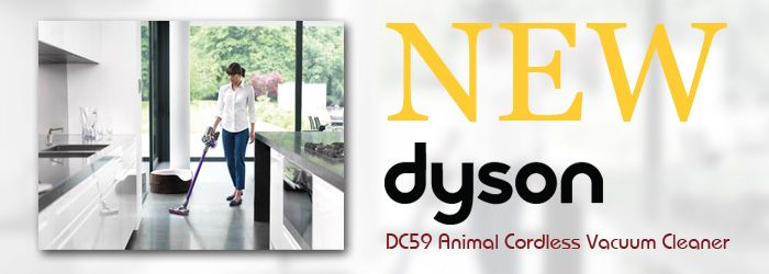 Dyson DC59 Animal – The Beast with Appealing Looks
