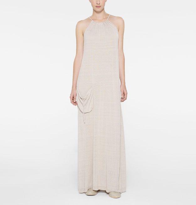 Lange jurk Sarah pacini