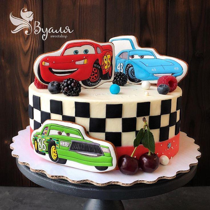 сахарная картинка для торта машина используйте