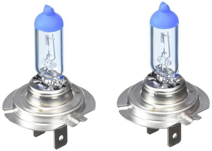 Philips H7 12972 - CrystalVision Ultra Upgrade White Xenon Headlight Bulb - 2 PK