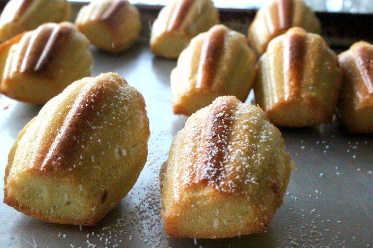 Classic Madeleines - Jessiker Bakes | The Blog