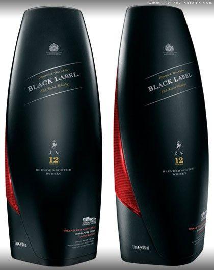 Johnnie Walker Black Label Collector's Edition - Luxury News