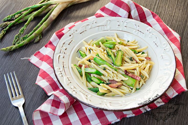 Trofie+asparagi+e+speck