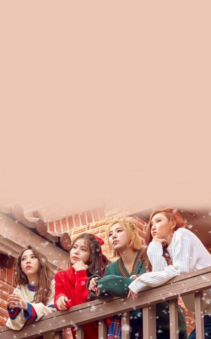Mamamoo Hwasa Solar Wheein Moonbyul Wallpaper Kpop K Pop In