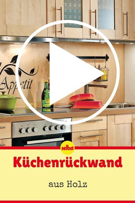 30 best Video-Anleitungen images on Pinterest - küchenspiegel selber machen