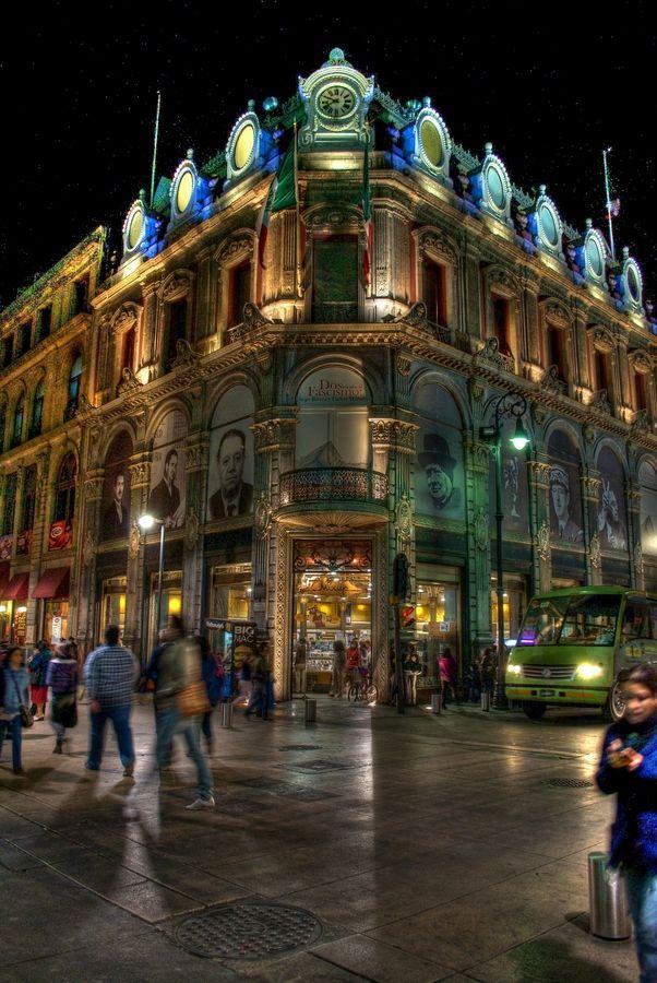 Mexico City, Mexico - this is my favorite museum in DF, El Estanquilo…