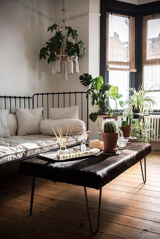 50 ideas para decorar un piso peque o ambientes pinterest - Ideas para decorar un piso ...