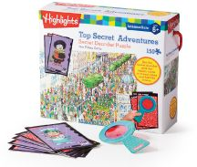 Top Secret Adventures™ Secret Decoder Puzzle | Store - Highlights.com