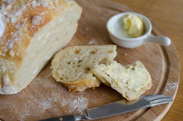 No-Knead-Bread – Unglaubliches Brot, ganz einfach!