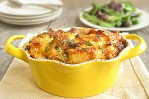 """When there are only two of you to feed, it's nice to have recipes that fit your needs. """"Just the Two of Us: 13 Casserole Recipes for Two"""" includes awesome recipes that make two servings - the perfect amount for you and your plus one."""