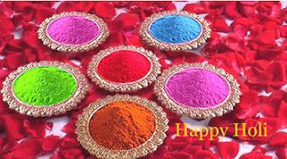 Happy Holi Wishes Cards Images For Girlfriend, Holi Sms Messages !