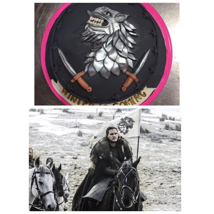 [EVERYTHING] Let us never forget Lord Snow of House Dire-Pug and the Cake that inspired it all.