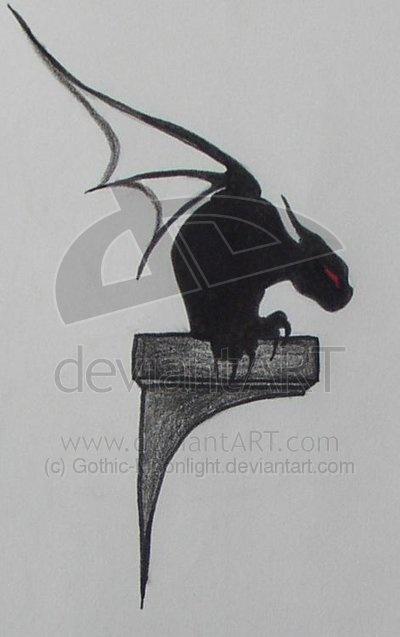 25 best images about gargoyles tattoo on pinterest. Black Bedroom Furniture Sets. Home Design Ideas