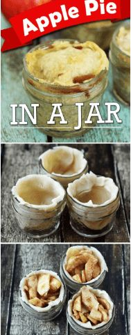 awesome Apple Pie in a Jar Recipe