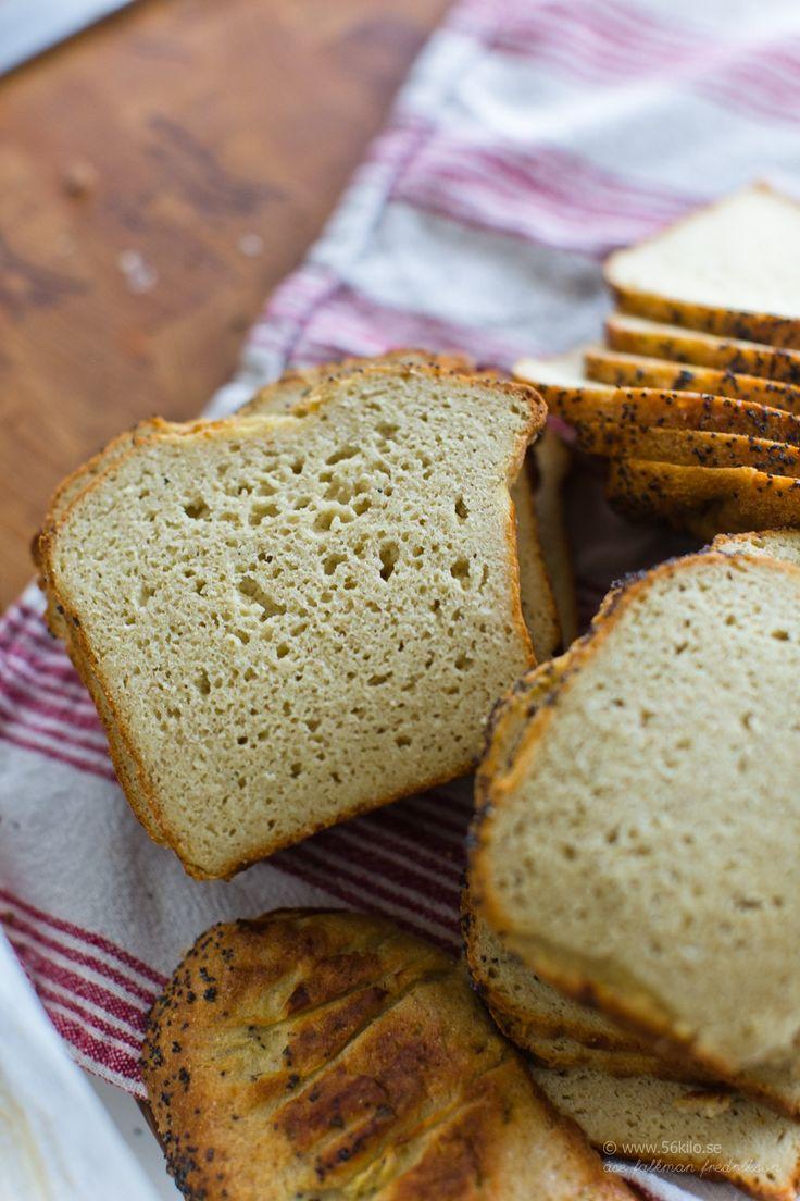 Frukostfrallorna går utmärkt att göra som formfranska! Bullarna blir lite luftigare än brödet men det blir ett perfekt bröd för rosten!