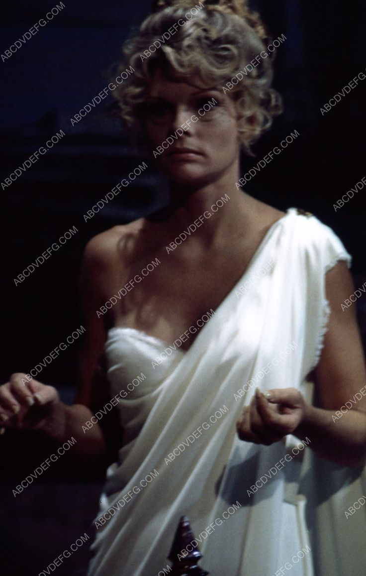 Cathy Lee Crosby in sexy dress 35m-2406