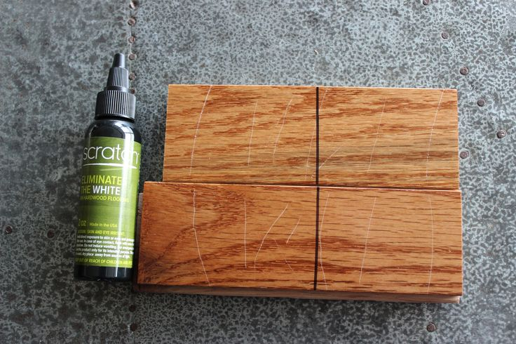 Hardwood flooring scratch repair can be a big headache for Wood floor scratch repair