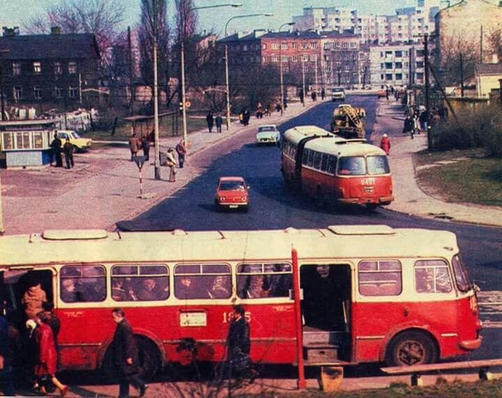 Odrowąża / Wincentego, 1977