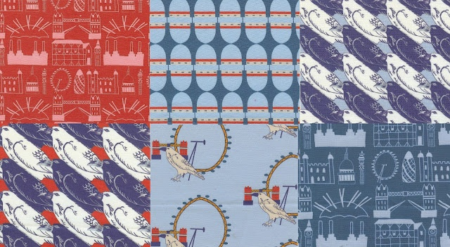 London Fabric Collection