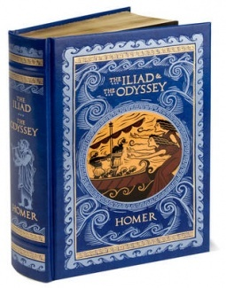 The Iliad & the Odyssey (Barnes & Noble Leatherbound Classics)
