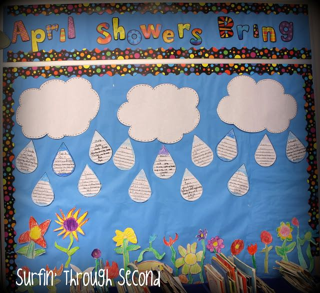 April Showers Bring May Flowers Spring Chalkboard: 1000+ Images About Kindergarten Activities On Pinterest