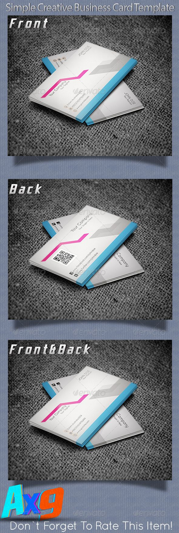 974 best Business Card Template Design images on Pinterest ...
