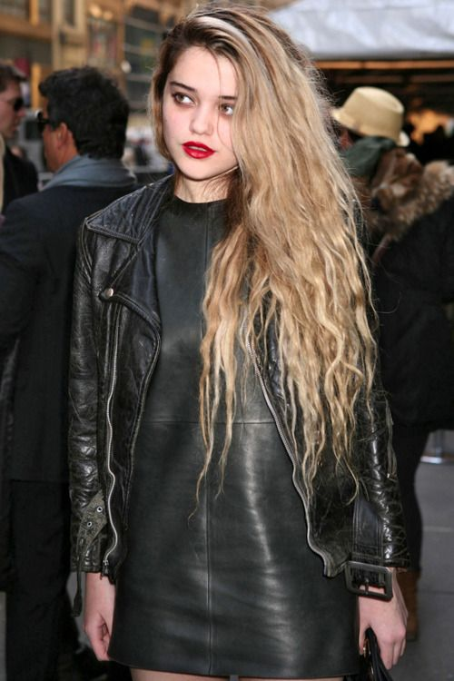 Sky Ferreira | Beauty & Fashion | Pinterest