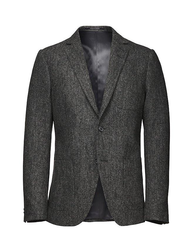 Thomson wool blazer