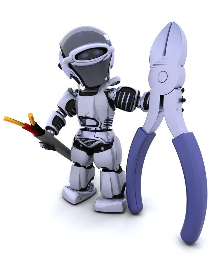 O robotach...
