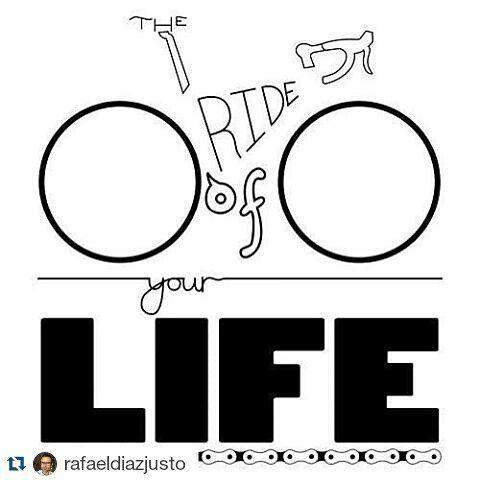 Rueda por tu vida.  ・・・ |