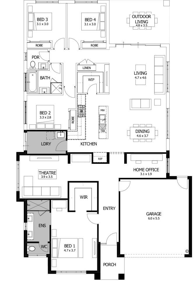 single story 3 bedroom option interesting Barcelona | Boutique Homes