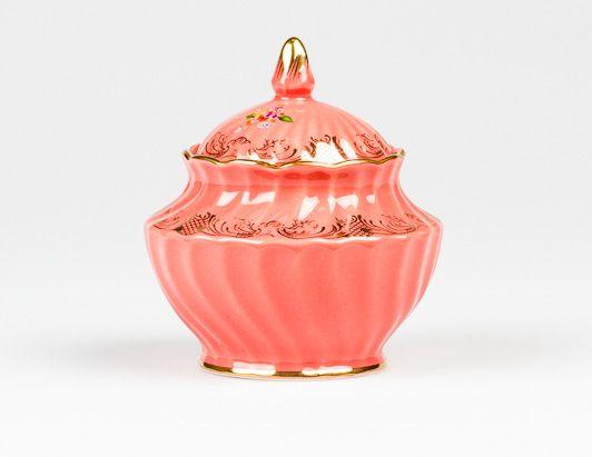 Afternoon Tea Sugar Bowl Pink | T2 Tea - Mobile