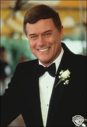 Larry Hagman - (9/21/1931 - 11/23/2012) age 81. Best known for I dream of Jeannie, and Dallas. Son of actress Mary Martin.