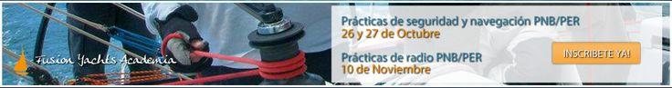 10 de noviembre prácticas de radio #PER y #PNB Más info: http://academia.fusionyachts.com/formulario-de-inscripcion